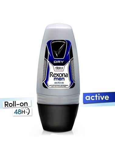 Rexona Rexona Roll On Active Bay Renksiz